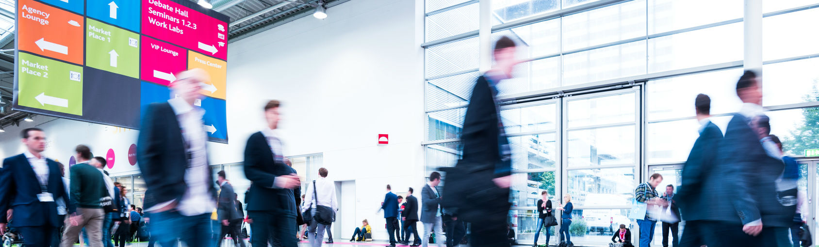 Are you exhibiting at a trade show, conference or event?